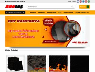 adetasyapi.com screenshot