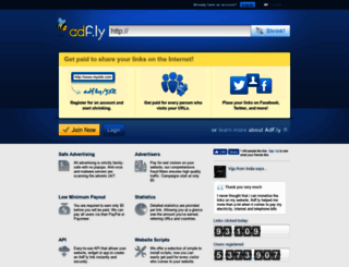 adf.ly screenshot