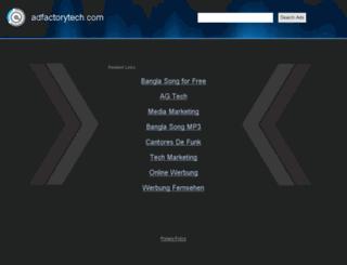 adfactorytech.com screenshot