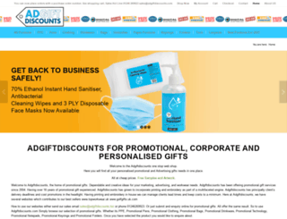 adgiftdiscounts.biz screenshot