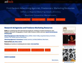 adhub.com screenshot