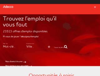 adia.fr screenshot
