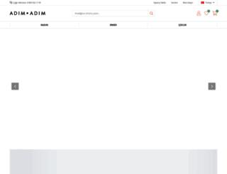 adimadim.com.tr screenshot