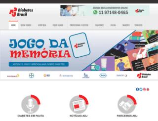 adj.org.br screenshot