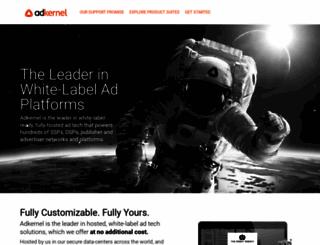 adkernel.com screenshot