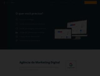 adm.alternativeart.com.br screenshot