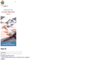 adm.thephotobookco.com screenshot