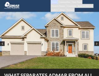 admarhomes.com screenshot