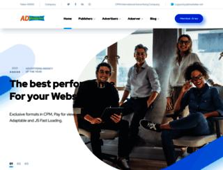 admediatex.net screenshot