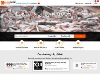 admin.baoninhthuan.com.vn screenshot