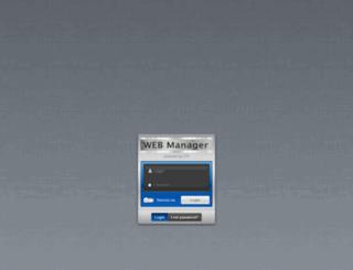 admin.mediaprogramnetwork.com screenshot