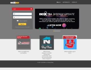 admin.newhomesource.com screenshot