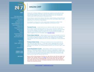 admin.photogalleries247.com screenshot