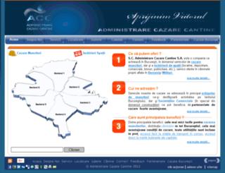 administrare-cantine.ro screenshot