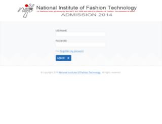 admission.cmsnift.com screenshot