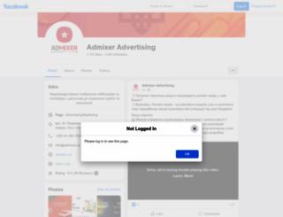 admixer.market screenshot