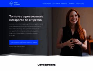 admschool.com.br screenshot