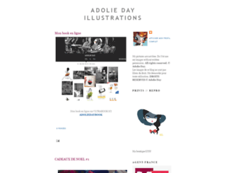 adolieday.blogspot.com screenshot