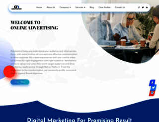 adomantra.com screenshot