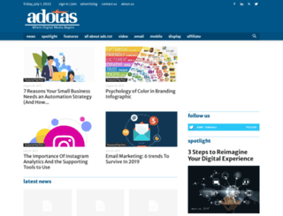 adotas.com screenshot
