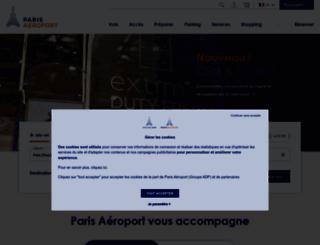 adp.fr screenshot