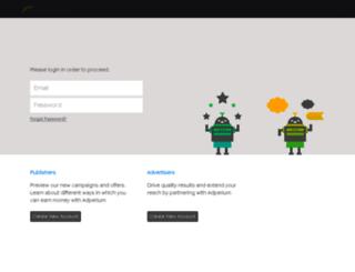 adperium.adk2.com screenshot