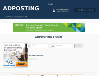 adpostingjobs.net screenshot