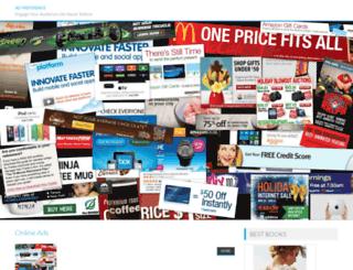 adpreference.com screenshot