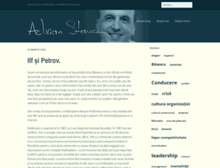 adrianstanciu.ro screenshot
