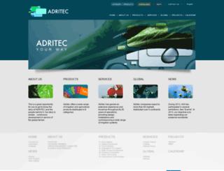 adritec.com screenshot