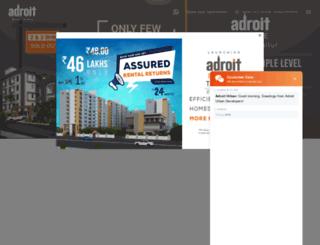 adroiturban.com screenshot