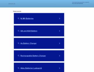 adronic.de screenshot