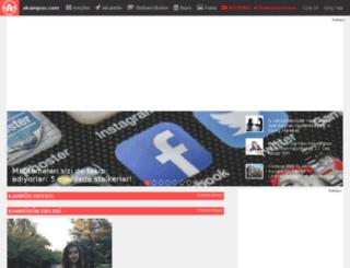 ads.akampus.com screenshot