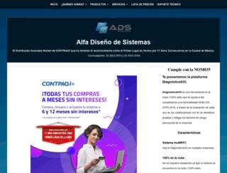 ads.com.mx screenshot