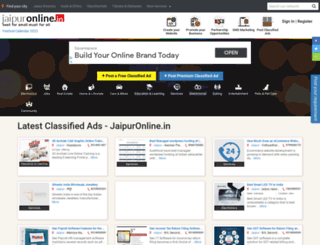 ads.jaipuronline.in screenshot
