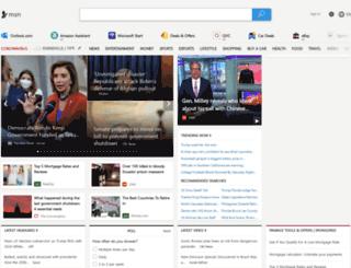 ads.kr.msn.com screenshot