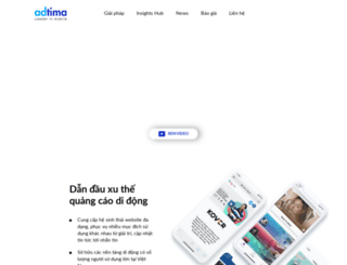 ads.vng.com.vn screenshot