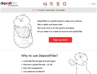 ads5y.depositfiles.org screenshot