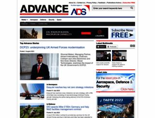 adsadvance.co.uk screenshot