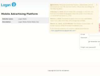 adserver.loganmedia.mobi screenshot