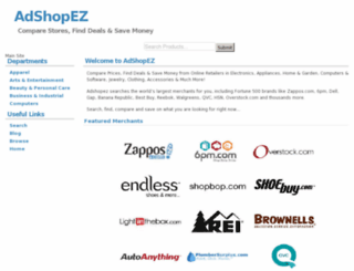 adshopez.com screenshot