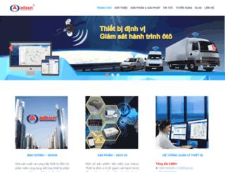 adsun.com.vn screenshot