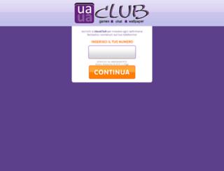 adv.uauaclub.it screenshot