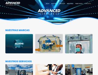 advancedtechnologiessa.com screenshot