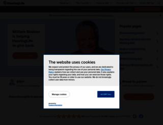 advantage-hearing.com screenshot