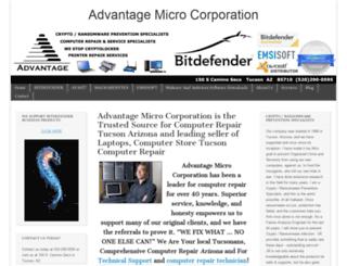 advantage77.com screenshot