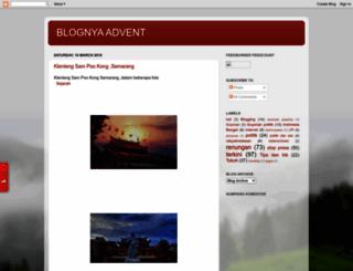 adventmardani1.blogspot.com screenshot