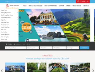 adventureindochina.com.vn screenshot