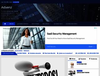 advenz.com screenshot