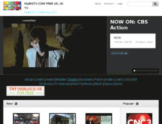 advideotise.tv screenshot